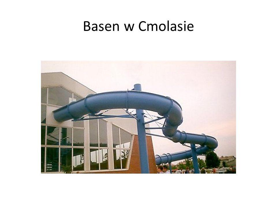 Basen w Cmolasie