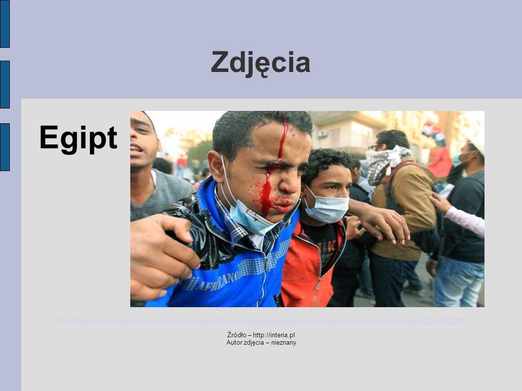 Zdjęcia Egipt http://fakty.interia.pl/raport/rewolucja-w-krajach-islamskich/news/ai-przestrzeganie-praw-czlowieka-w-egipcie-jak-za-mubaraka,1724722,73
