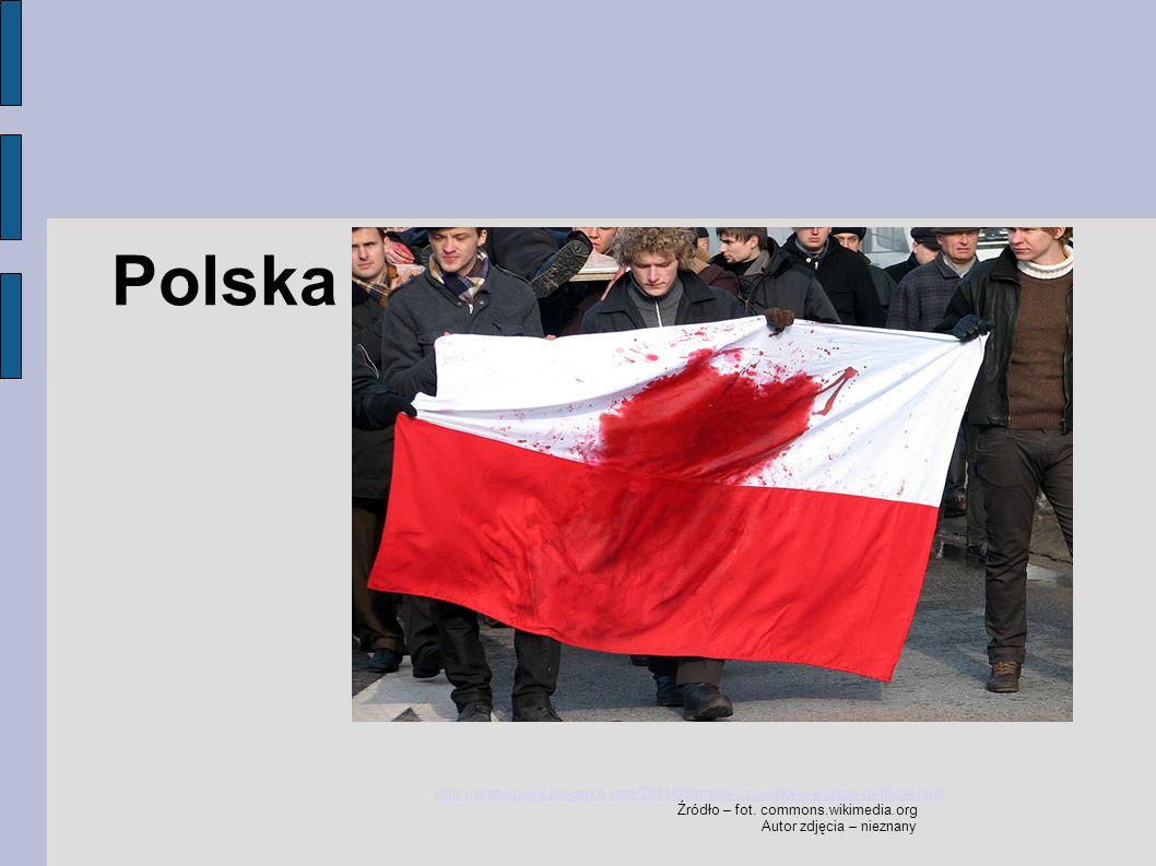 Polska http://drabikpany.blogspot.com/2011/08/prawa-czowieka-w-polsce-to-fikcja.html Źródło – fot. commons.wikimedia.org Autor zdjęcia – nieznany