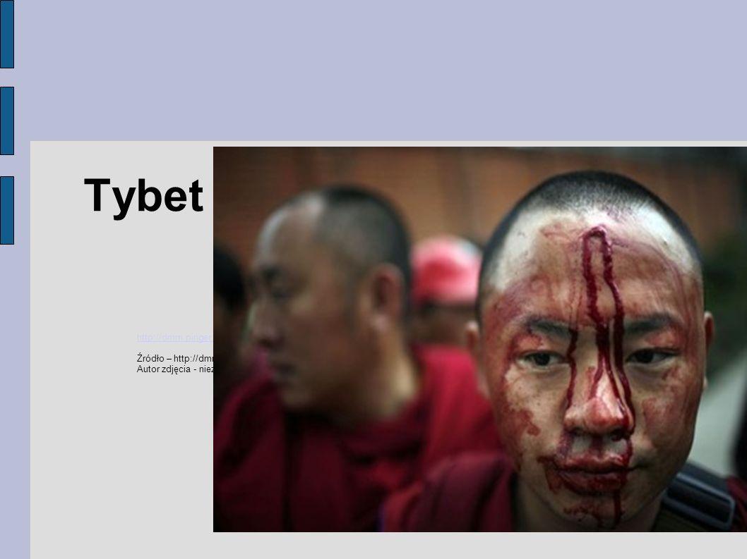 Tybet http://dmm.pinger.pl/m/212293 Źródło – http://dmm.pinger.pl Autor zdjęcia - nieznany