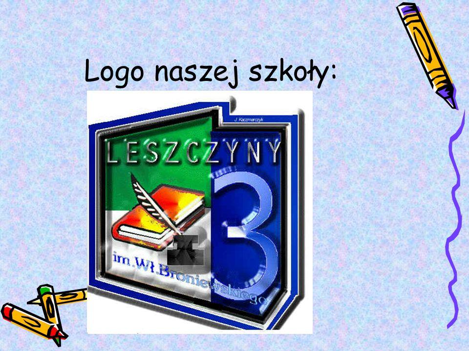 Logo naszej szkoły: