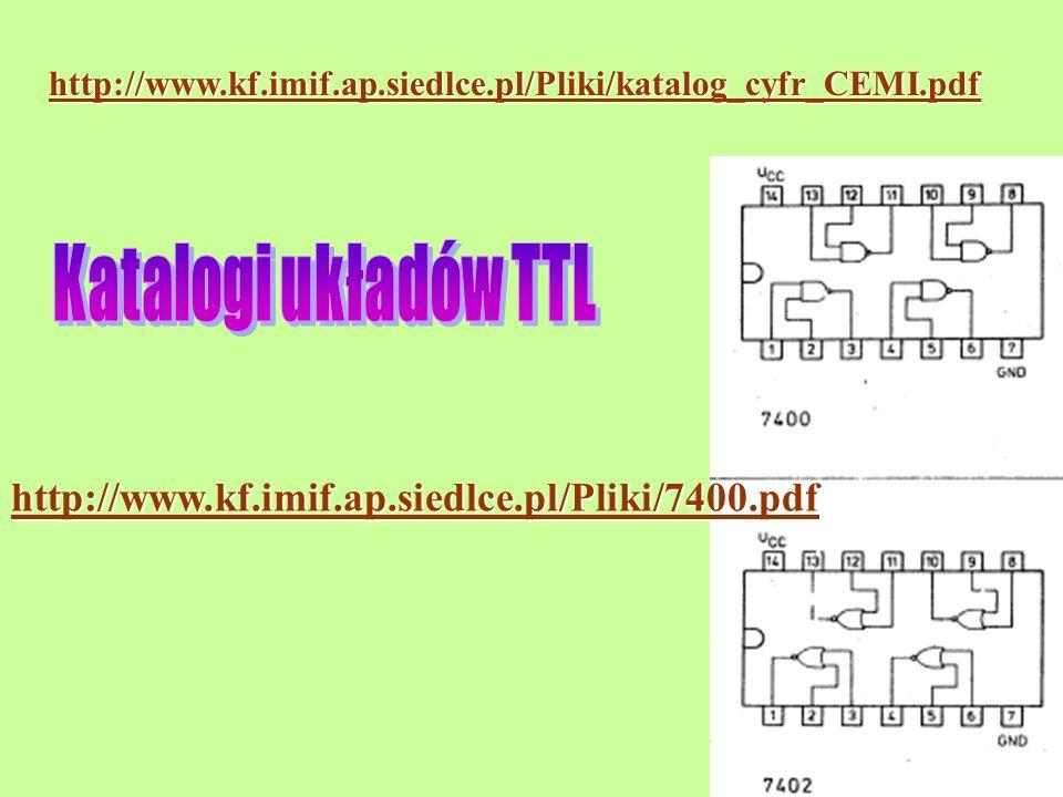 http://www.kf.imif.ap.siedlce.pl/Pliki/katalog_cyfr_CEMI.pdf http://www.kf.imif.ap.siedlce.pl/Pliki/7400.pdf