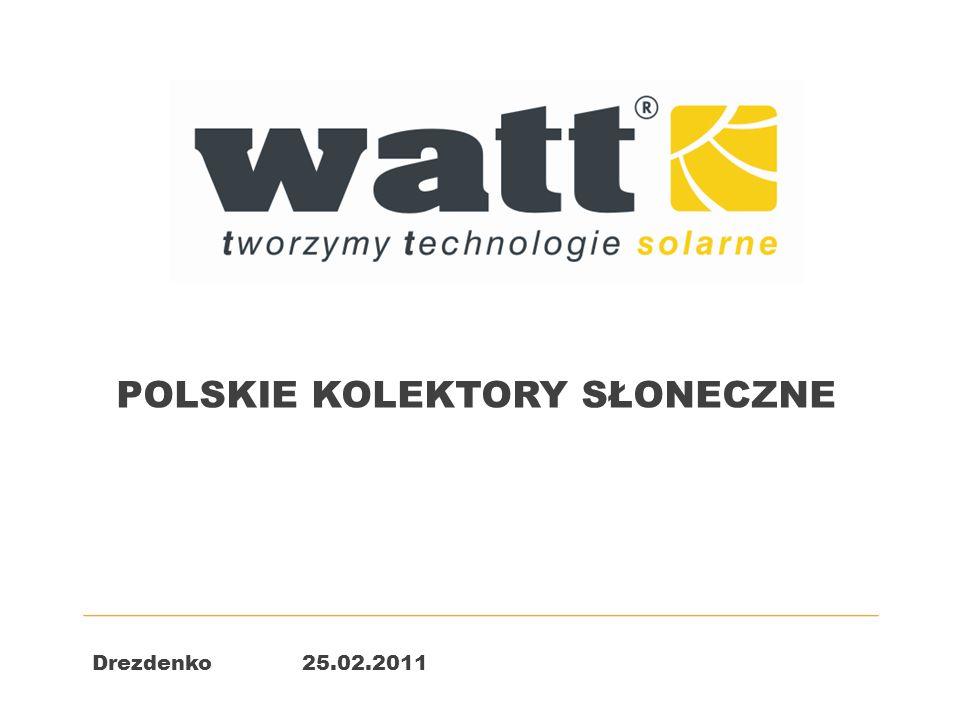 Drezdenko25.02.2011 POLSKIE KOLEKTORY SŁONECZNE