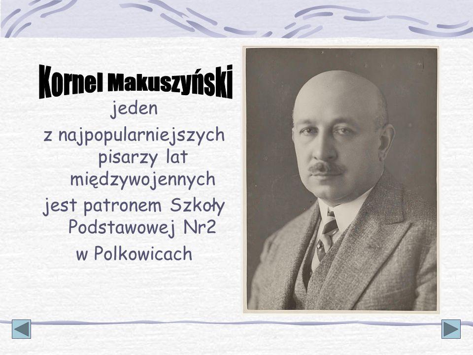 Kornel Makuszyński zmarł 31 lipca 1953 roku.Pochowany został na Cmentarzu Zasłużonych.