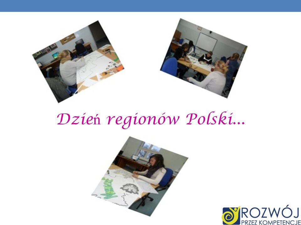 Dzie ń regionów Polski...