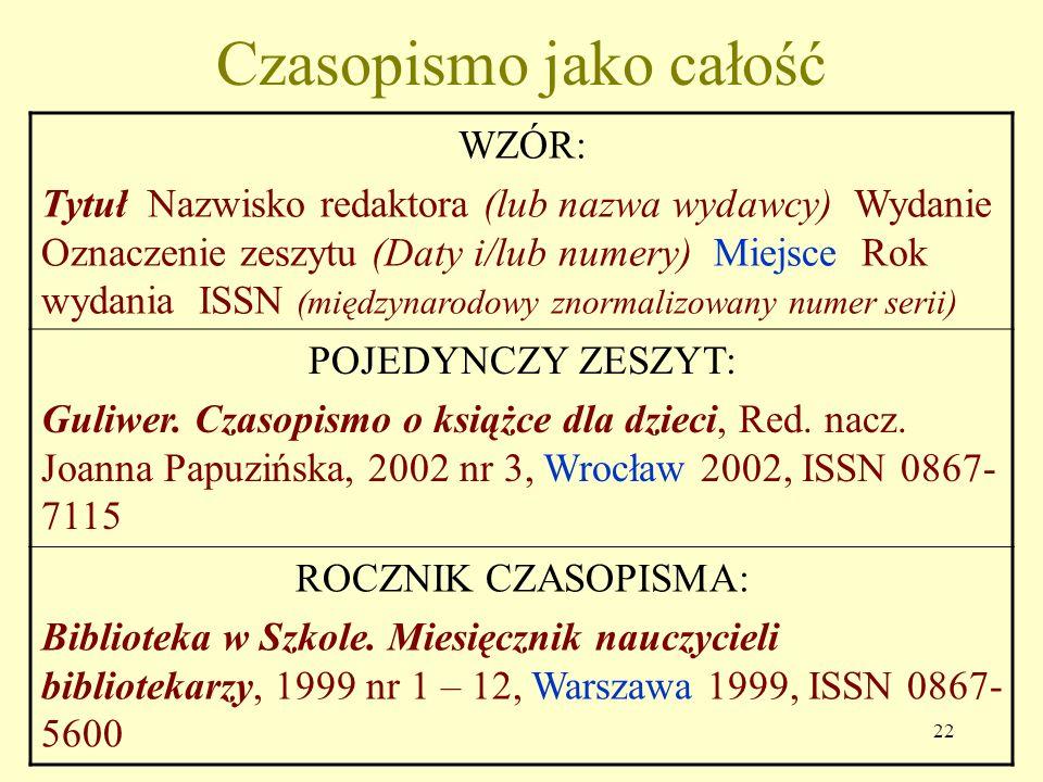 21 Wywiad, rozmowa w czasopiśmie WYWIAD: Bychowska Aniela, Indywidualność Tadeusza Różewicza, Wywiad przeprowadził Andrzej Morawski, Ruch Muzyczny 199