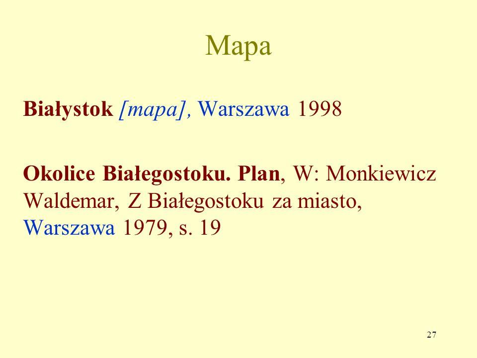26 Fotografia Marylin Monroe [fotografia], Film 1965 nr 14 s. 7 Maleszko Andrzej, Kochajmy się, bo nie zdążymy [fotografia], Białystok 2005 [graffiti