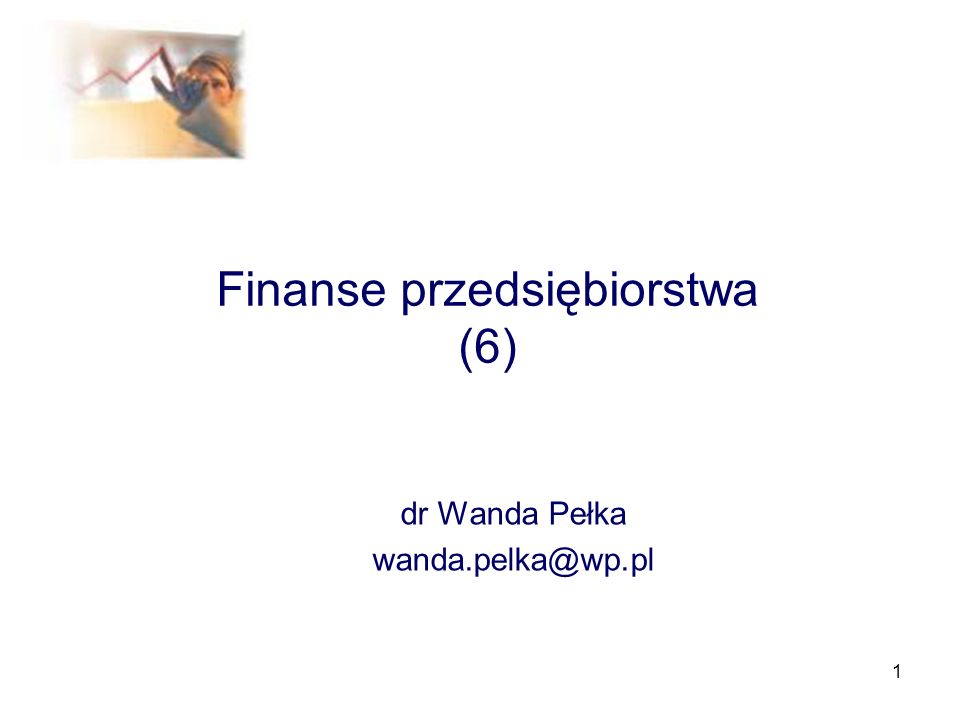 2 Dźwignia operacyjna, finansowa i całkowita w przedsiębiorstwie