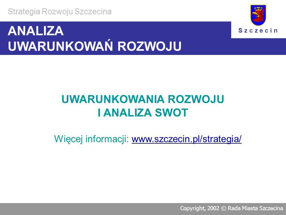 Ponad 60% mieszkańców zgłasza gotowość do udziału w podejmowaniu ważnych decyzji dotyczących rozwoju Szczecina. Stwarza to racjonalne przesłanki do wł