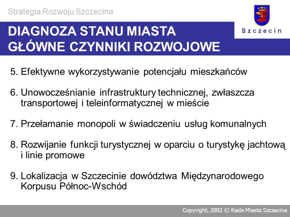 1. Kontynuacja decentralizacji struktur państwa 2. Wejście Polski do Unii Europejskiej oraz wspieranie przez nią rozwoju transgranicznego i współpracy