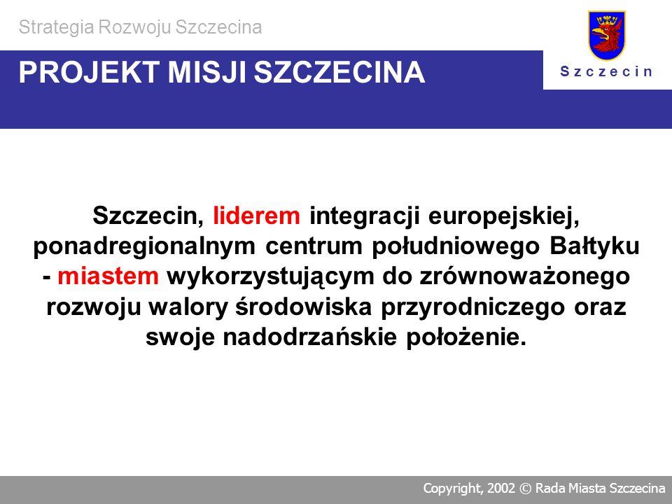 monitorowanie opracowanie polityk - Projekt nr 1 Decyzja (uchwalenie strategii) Opracowywanie strategii 12 miesięcy Wdrażanie i aktualizowanie 2 - 4 l