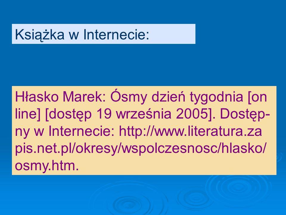 Kopaliński Władysław: Słownik wyrazów obcych i zwrotów obcojęzycznych [CD- ROM]. Wersja 1.03.16. Łódź: Pro-media CD, 1998. ISBN 83-7231-3. Książka na