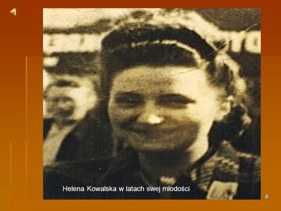 6 Helena Kowalska w latach swej młodości