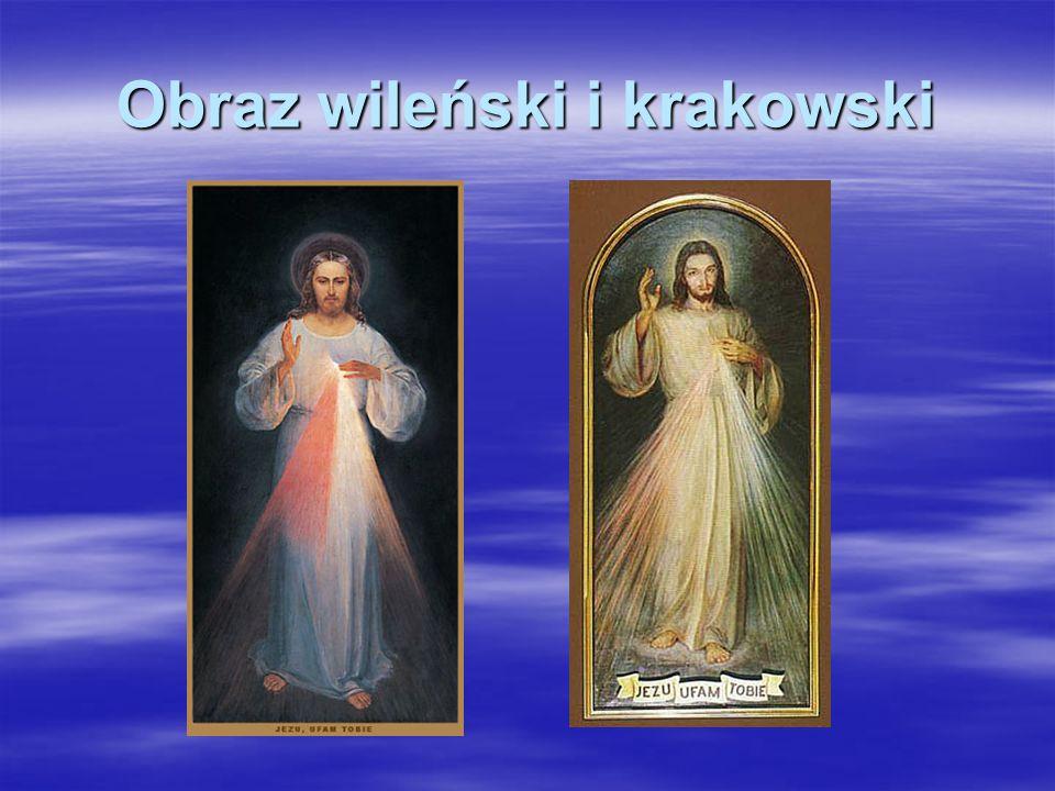 Obraz wileński i krakowski