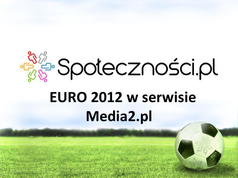 EURO 2012 w serwisie Media2.pl