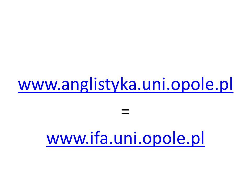 ECTS ECTS = European Credit Transfer System (Europejski System Transferu Punktów) http://www.anglistyka.uni.opole.pl/show.php?id=27&lang=pl&m=1 WAŻNE!.