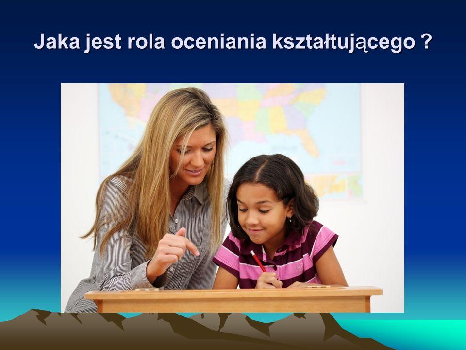 B – ATMOSFERA w KLASIE Nauczyciel-sojusznik mówi do każdego ucznia: –Chcę ci pomóc, –Możesz na mnie liczyć, –Doceniam twoje wysiłki.