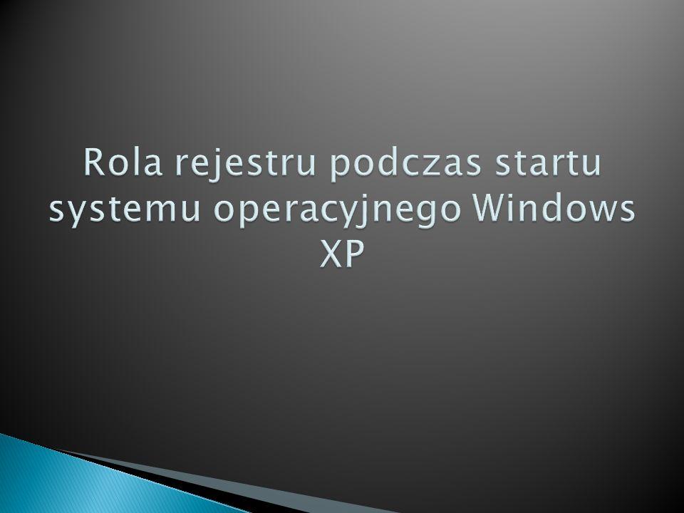 W części trzeciej należy usunąć istniejące pliki rejestru, a następnie skopiować pliki rejestru utworzone przez narzędzie Przywracanie systemu do folderu C:\Windows\System32\Config: