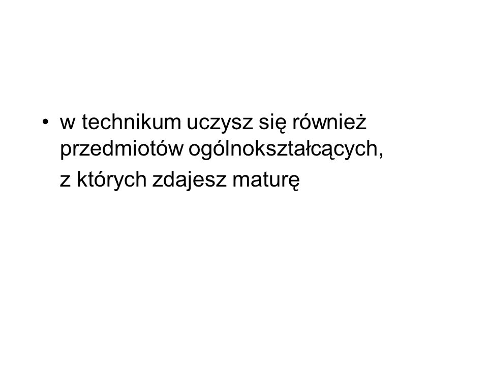Mobilne Centrum Informacji Zawodowej w Warszawie 2 Biotechnologia i jej zastosowania