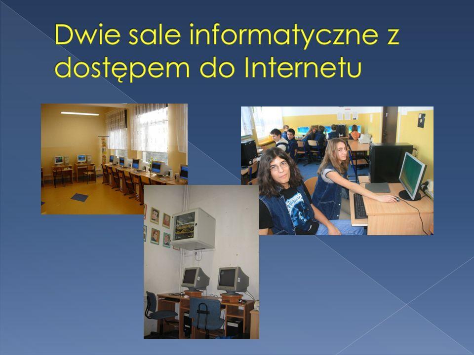 Uczniowie w gimnazjum kontynuują naukę języka obcego rozpoczętą w szkole podstawowej.