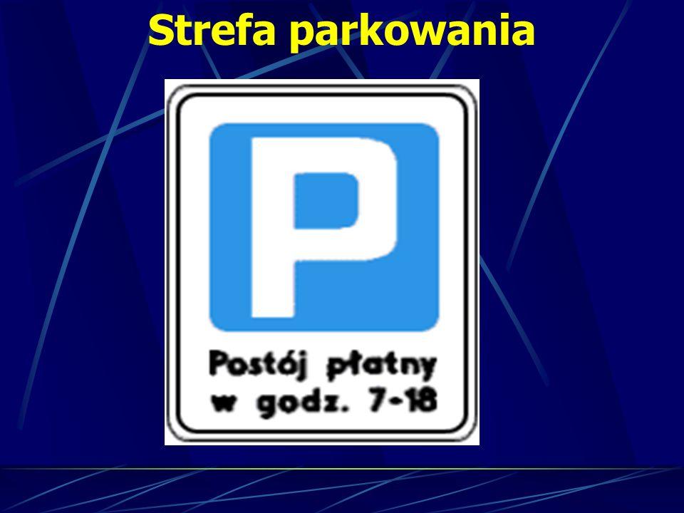 Strefa parkowania