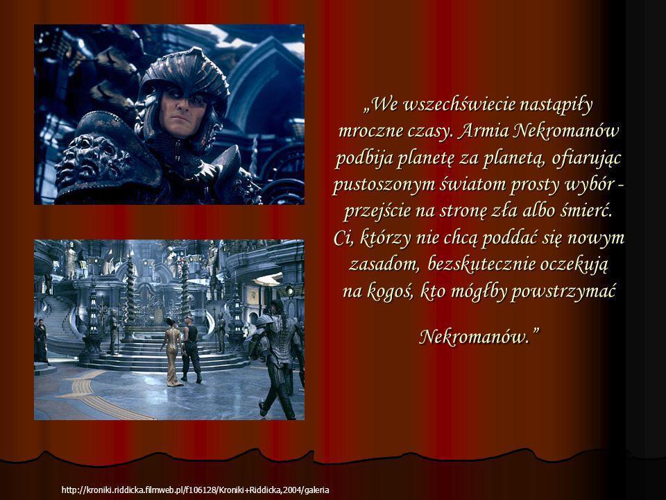 We wszechświecie nastąpiły mroczne czasy. Armia Nekromanów podbija planetę za planetą, ofiarując pustoszonym światom prosty wybór - przejście na stron