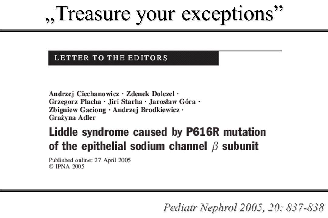 Pediatr Nephrol 2005, 20: 837-838