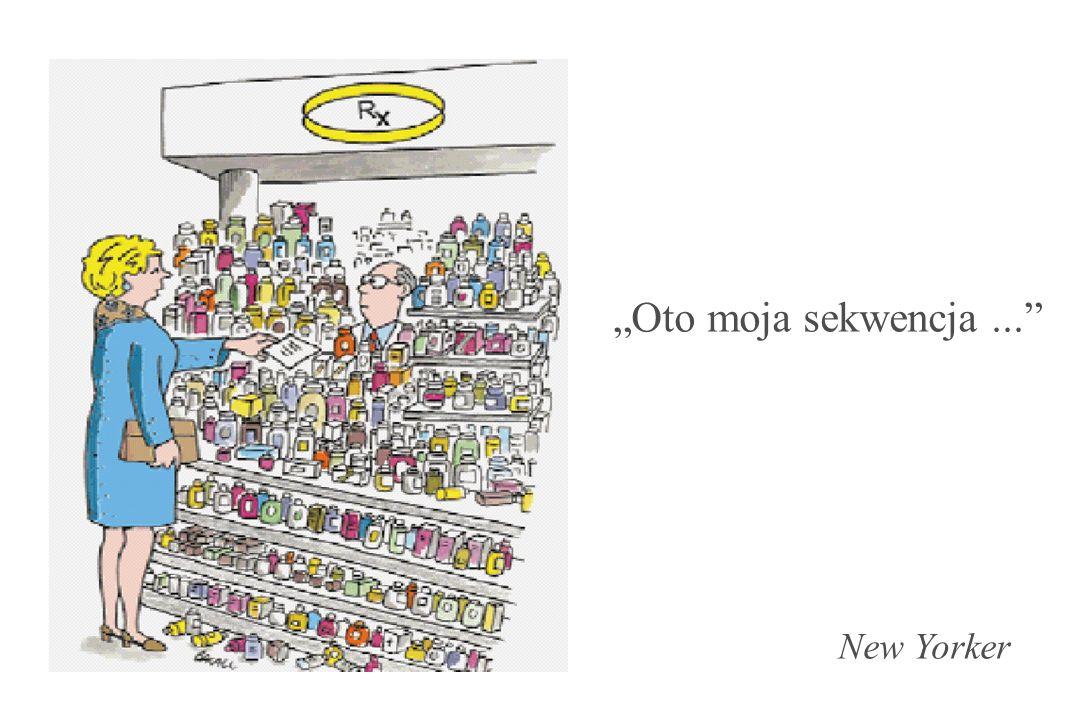 Oto moja sekwencja... New Yorker