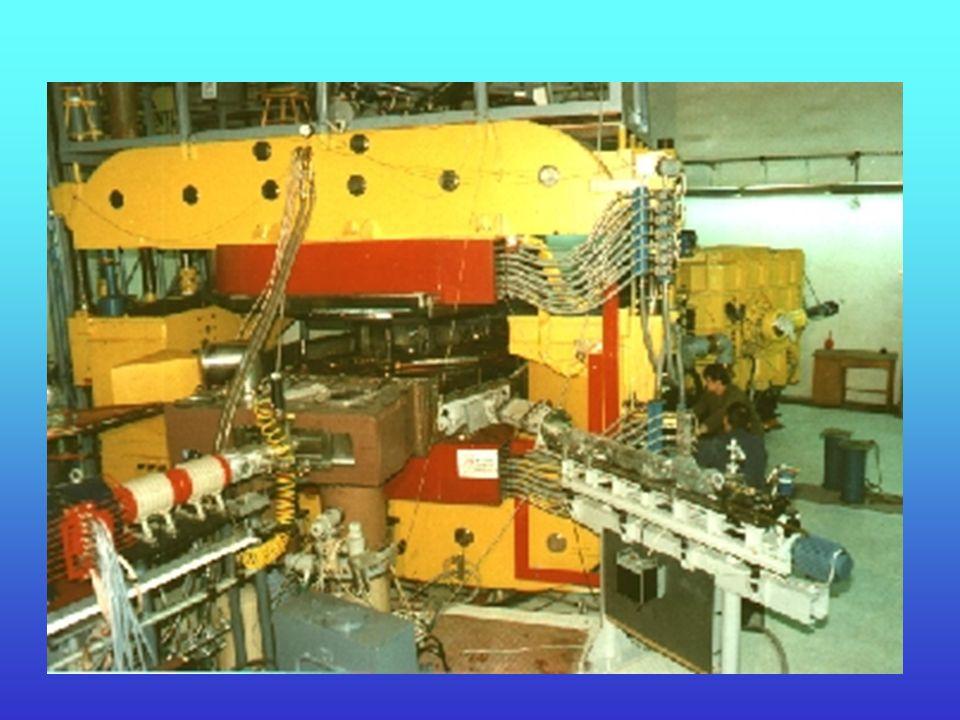 Cyklotron RDS 111 – produkcji CTI (USA) przyspieszanie protonów o energii 11 MeV produkcja 18 F (opcjonalnie 11 C, 13 N, 15 O)
