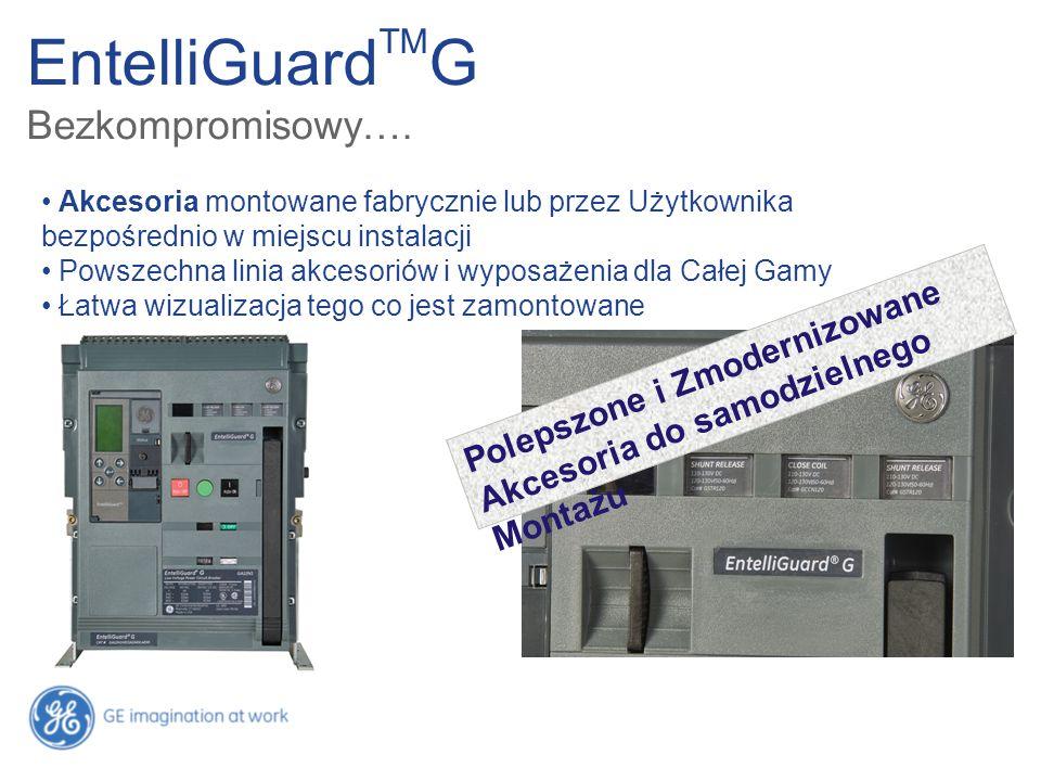 Polepszone i Zmodernizowane Akcesoria do samodzielnego Montażu EntelliGuard TM G Bezkompromisowy…. Akcesoria montowane fabrycznie lub przez Użytkownik