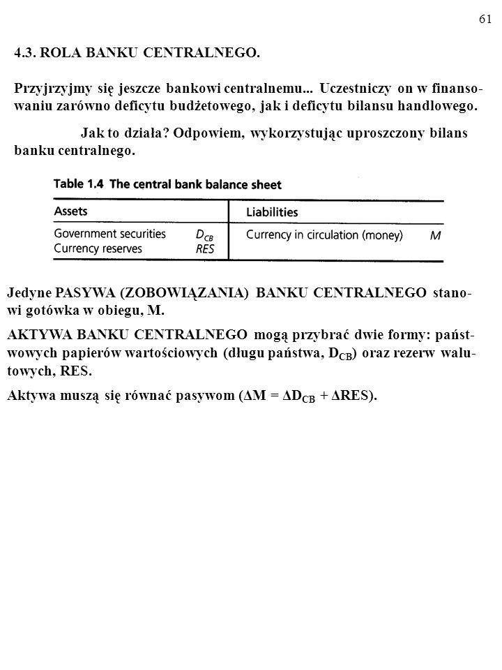 60 RODZAJ TRANSAKCJI 2001 A. RACHUNEK BIEŻĄCY -7 166 Saldo płatności towarowych -11 675 Wpływy z eksportu towarów A 30 275 Wypłaty za import towarów A