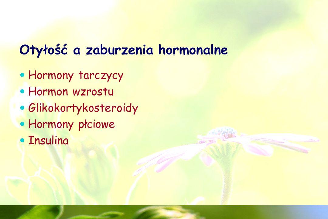 U kobiet z nadwagą występują częściej zaburzenia miesiączkowania Otyłość a hormony płciowe Otyłość a hormony płciowe: