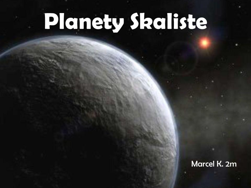 Planety Skaliste Marcel K. 2m