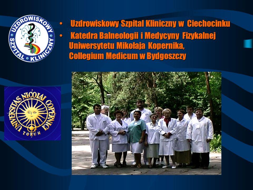 Zadania medycyny uzdrowiskowej 1.