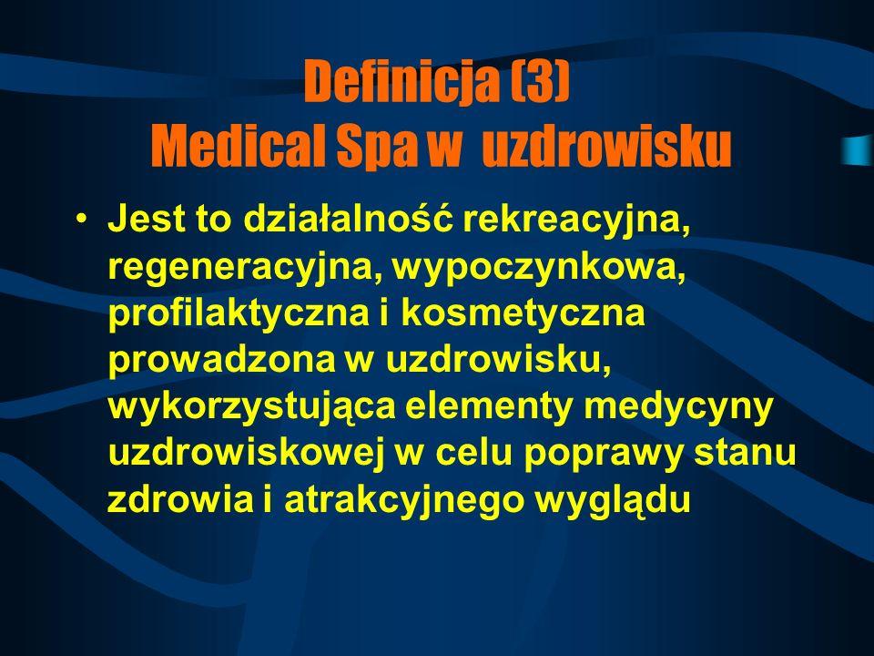 DEFINICJA ( 2) Balneologia i medycyna fizykalna To dziedzina wiedzy medycznej zajmująca się badaniem oraz zastosowaniem do praktyki naturalnych metod