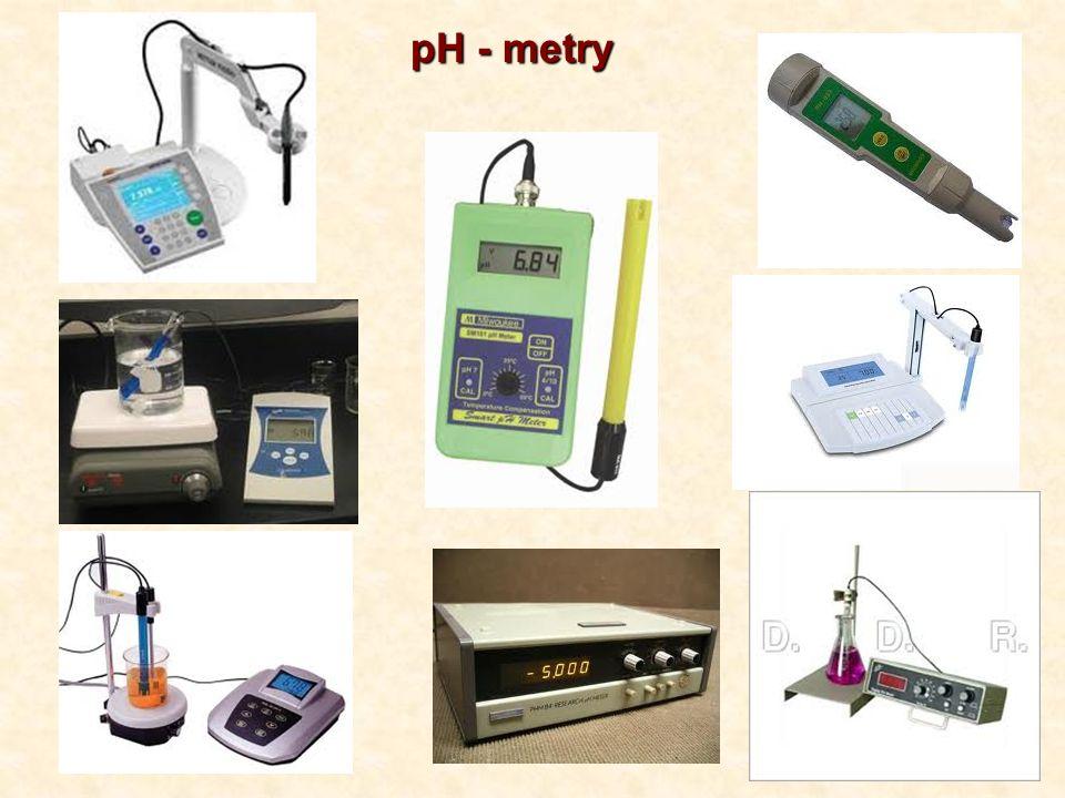 pH - metry