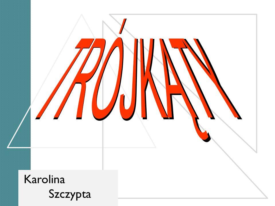 Podział trójkątów ze względu na długość boków: różnoboczny równoboczny równoramienny