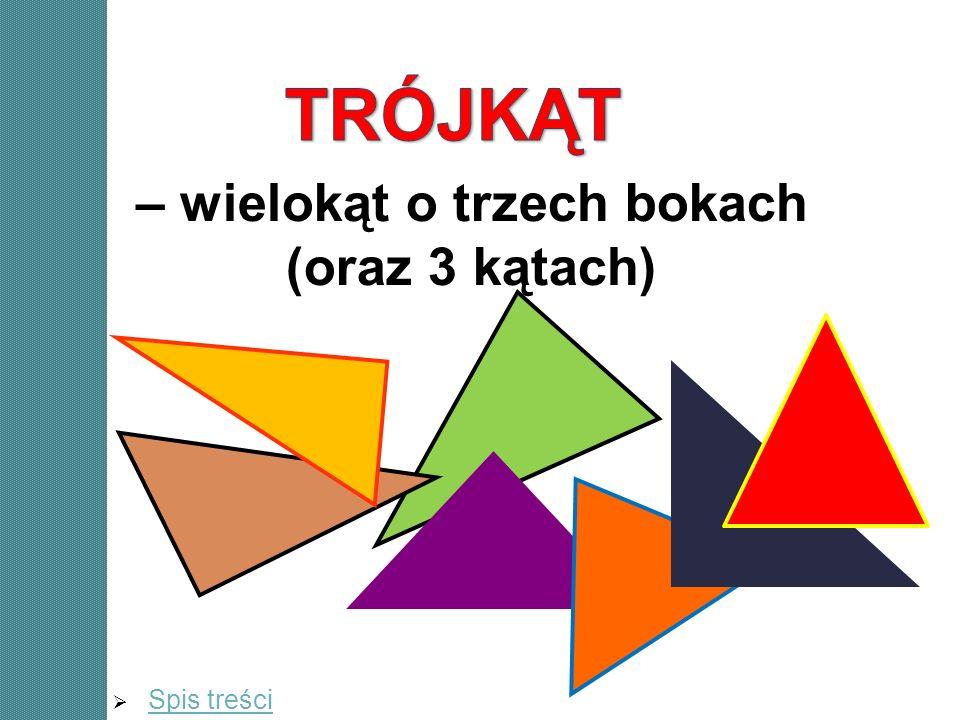a a a αα α Trójkąt jest równoboczny, jeżeli wszystkie jego boki mają taką samą długość.