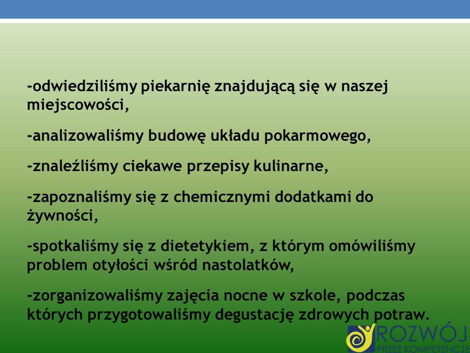 PRZYKŁADOWE KODOWANIE BARWNIKÓW I KONSERWANTÓW: E476: polirycynolan poliglicerolu; występuje w produktach do smarowania o niskiej zawartości tłuszczu E123: amarant; czerwony; reakcje alergiczne; należy unikać E250: azotyn sodu; rakotwórczy E300: kwas L(-)askorbinowy (witamina C); nieszkodliwy E230: bifenyl; podejrzany E270: kwas mlekowy; nieszkodliwy E160: karoteny; 160a - nieszkodliwe; 160b - reakcje alergiczne