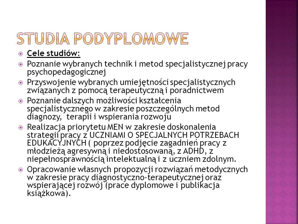 Blok przedmiotowy: Kontakt w sytuacji pomagania – 20 h Blok przedmiotowy: Logopedia z emisją głosu – 45 h: - Neurologopedia – 15 h, - Surdologopedia – 15 h, - Emisja głosu – 15 h.