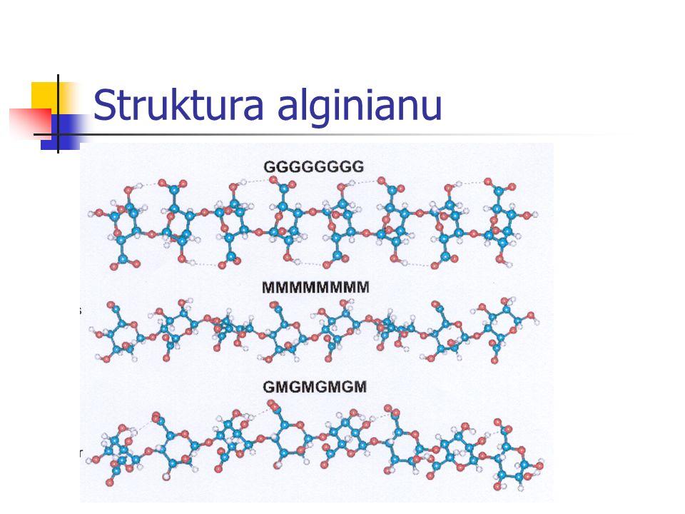 Struktura alginianu