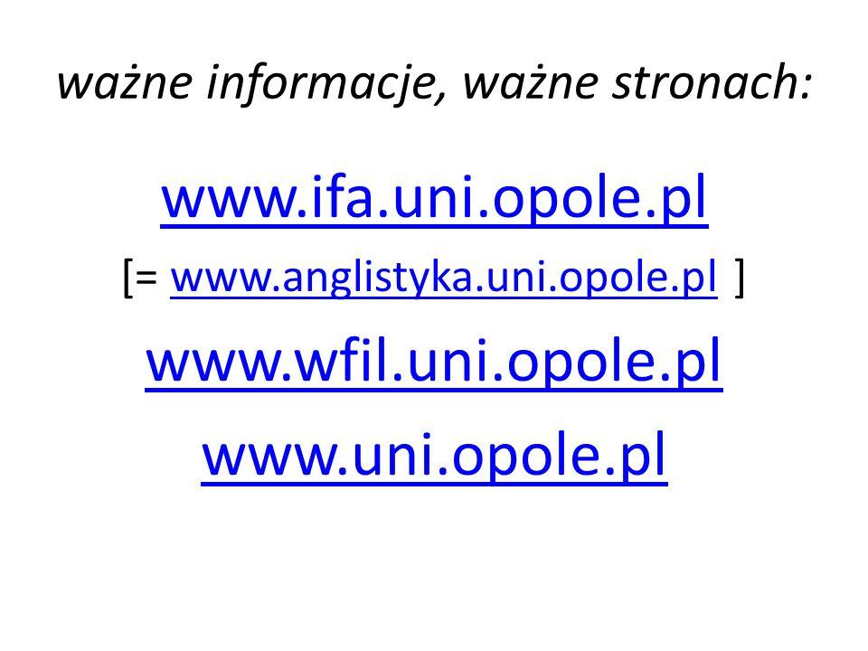 Zaświadczenie o studiowaniu do odbioru w Dziekanacie od 30.09.2013r. grupowo lub indywidualnie