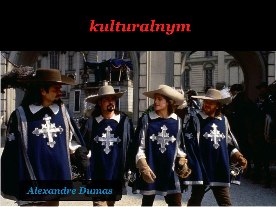kulturalnym Alexandre Dumas