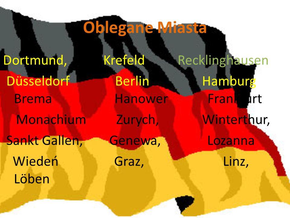 Polonia w Niemczech Niemieckie statystyki informują że na terenie ich kraju mieszka ok. 318 000 Polaków, a około 300 000 biegle posługuje się j.niemie