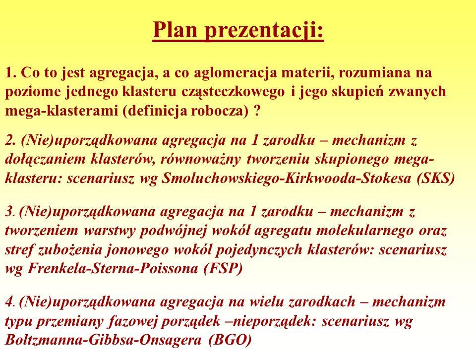 Plan prezentacji: 1.