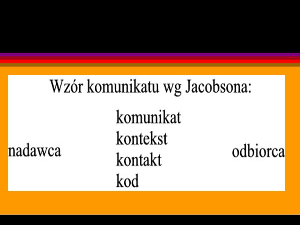 Dla tekstów o funkcji impresywnej charakterystyczne są: l zdania oznajmujące z orzeczeniami o znaczeniu normatywnym np.