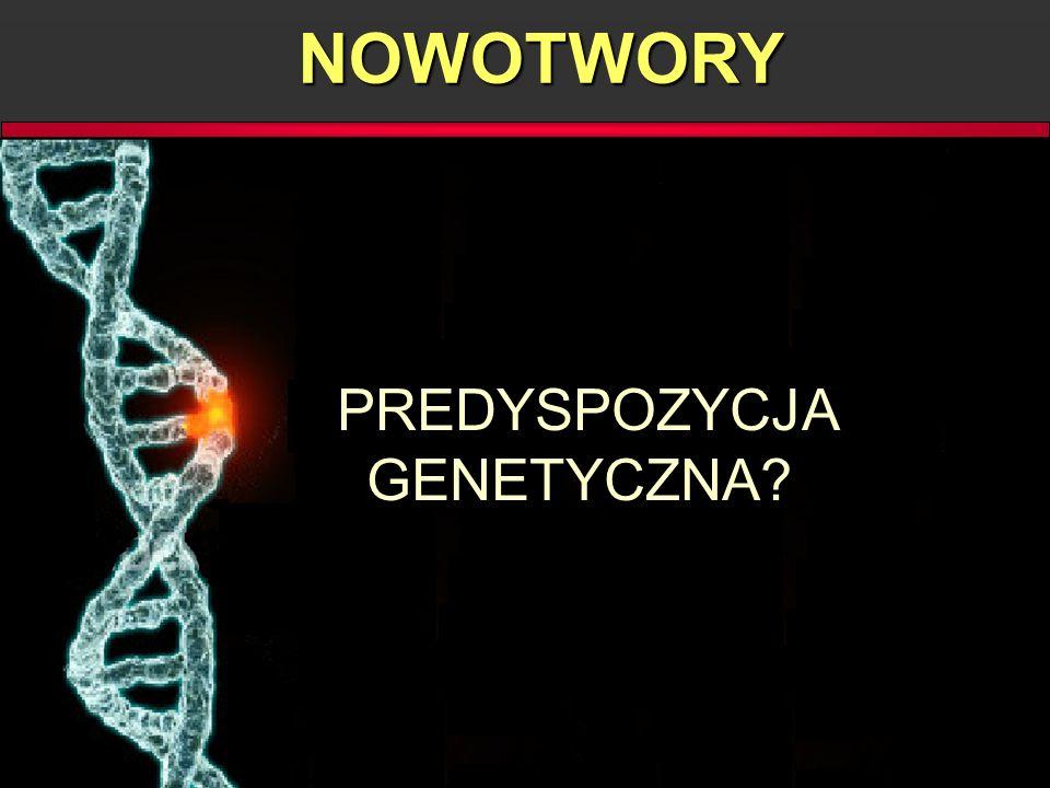 Ryzyko raka piersi w Polsce 6% 6%