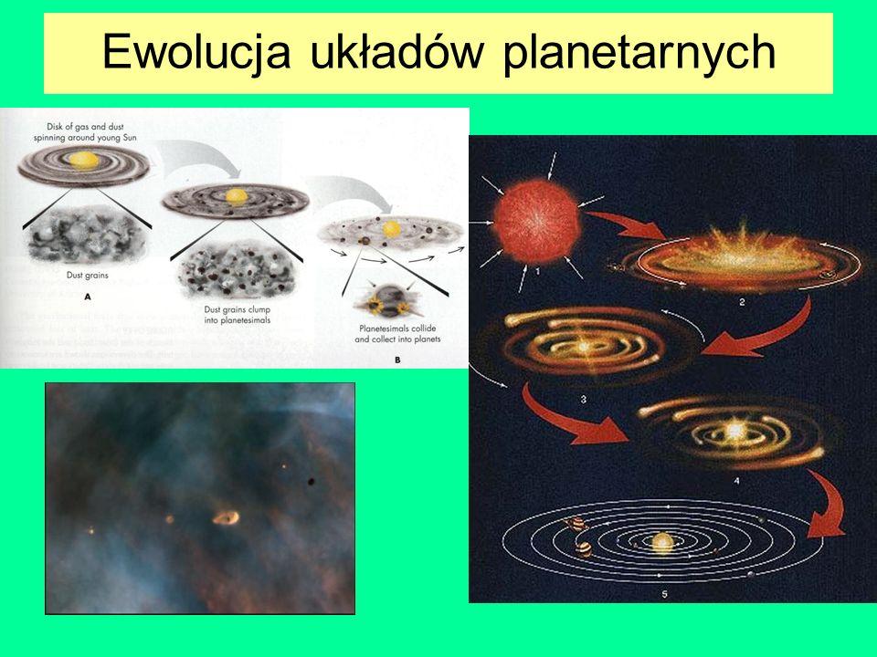 Ewolucja układów planetarnych