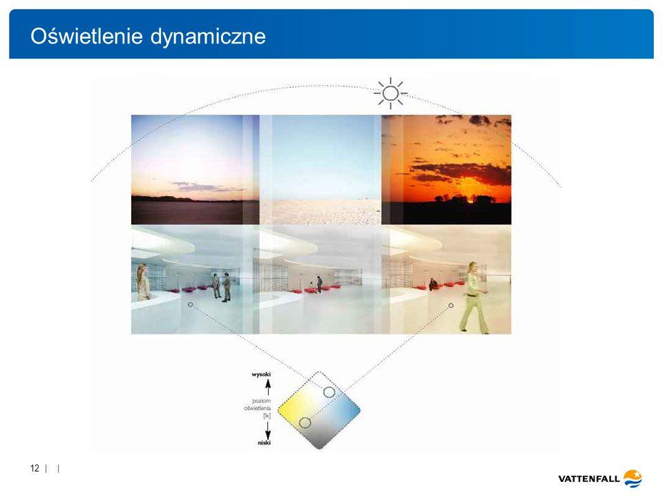 12 | | Oświetlenie dynamiczne