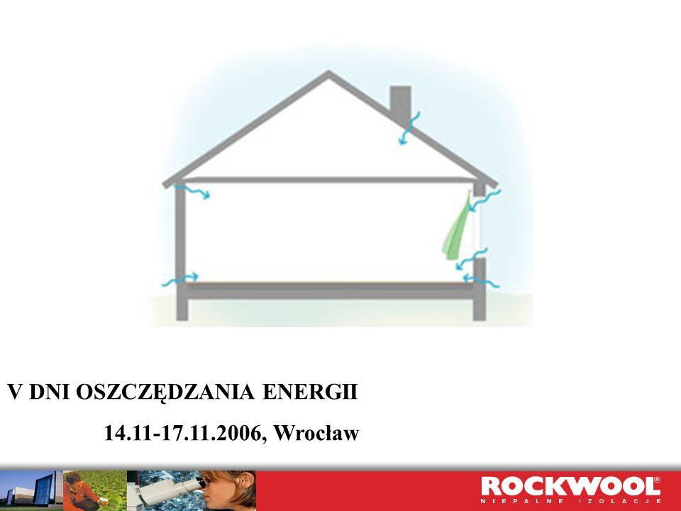 V DNI OSZCZĘDZANIA ENERGII 14.11-17.11.2006, Wrocław